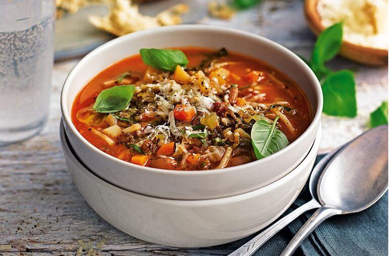 چرا سوپ برای سلامتی مفید است؟