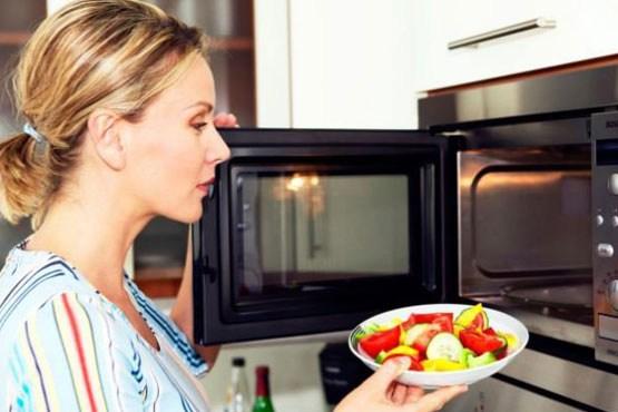 سرطانیشدن غذا در مایکروویو صحت دارد؟