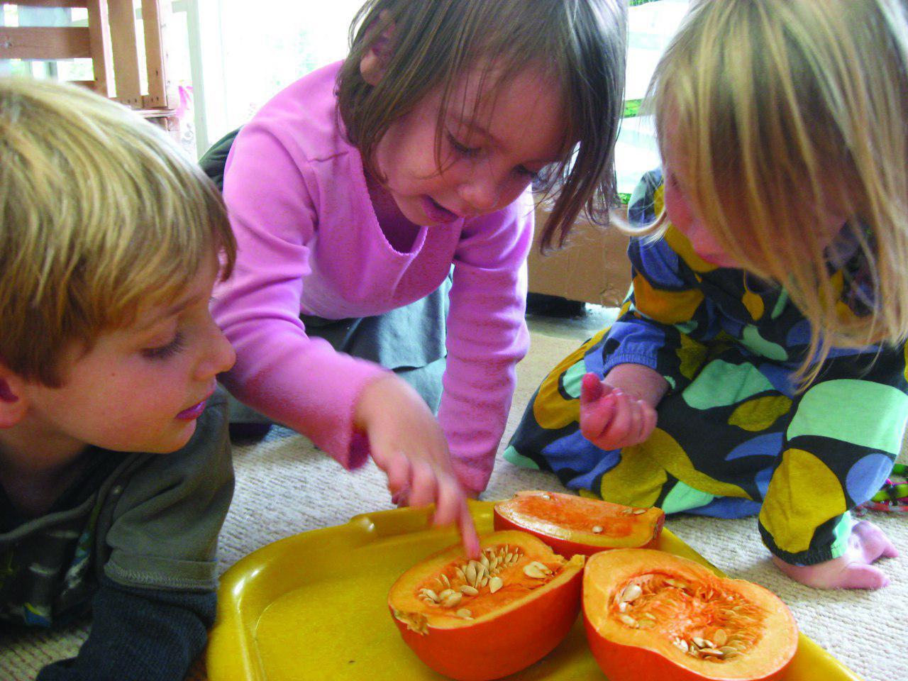 نقش این محیط ها در تقویت مغز کودکان