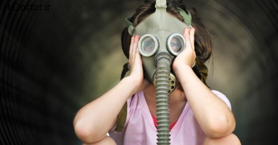اینفوگرافی؛ خطرات استنشاق دود غیرمستقیم دخانیات برای کودکان