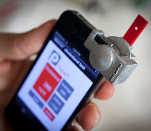 تاسیس یک آزمایشگاه بر روی تلفن همراه