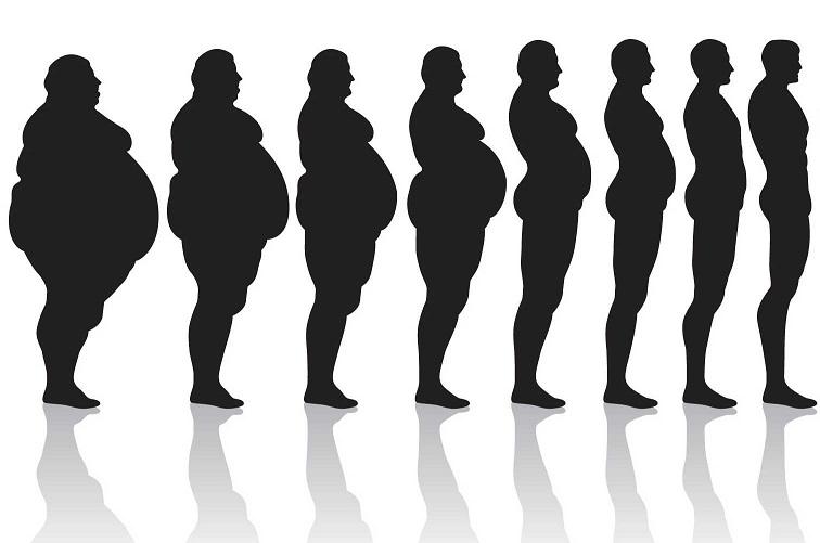توصیه هایی برای لاغرتر به نظر رسیدن چاق ها!