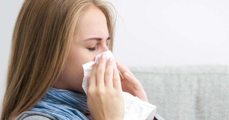روشی ساده برای پیشگیری از سرماخوردگی
