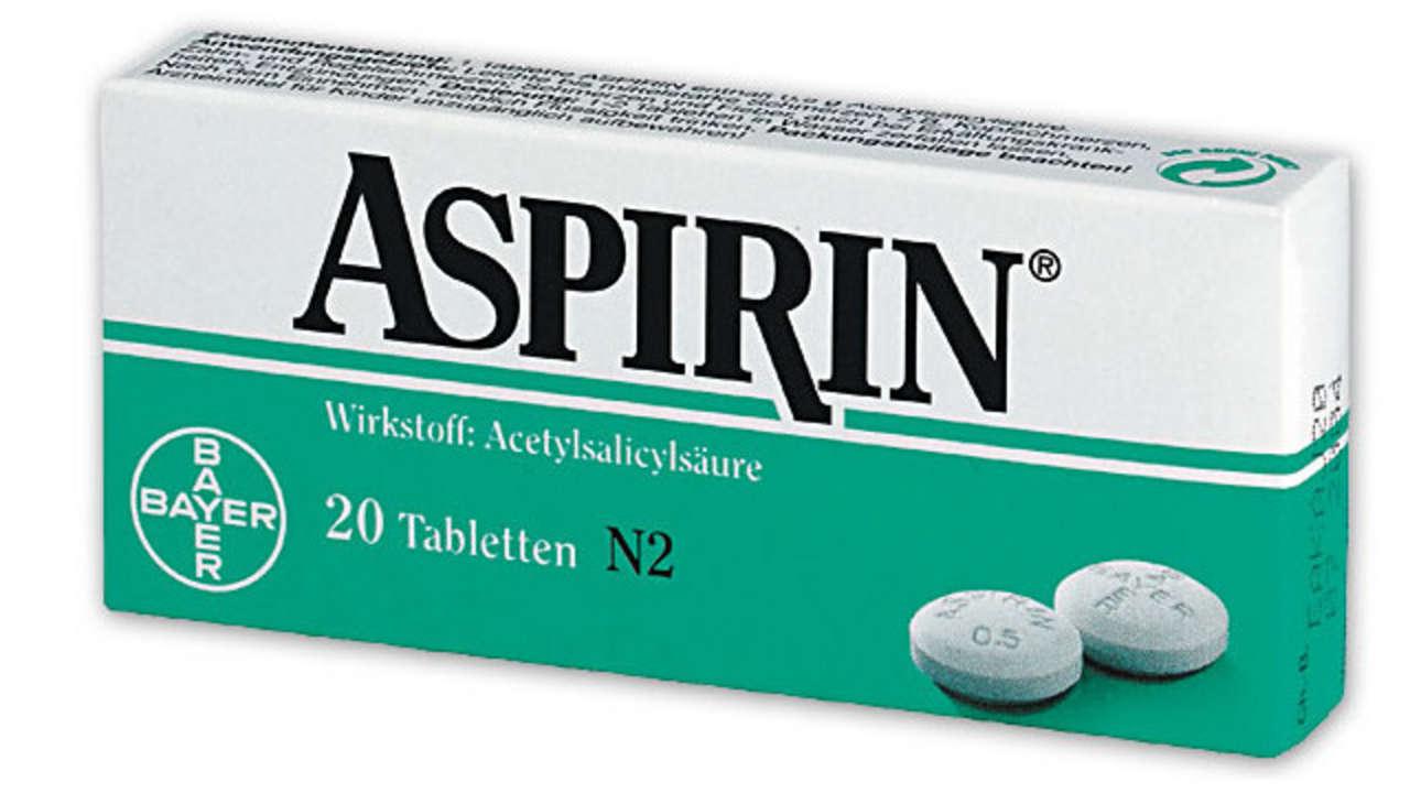 افرادی که نباید آسپرین بخورند