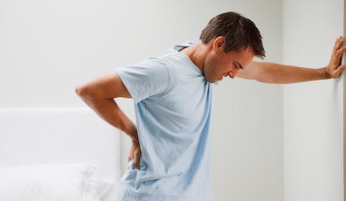 درمان کمر درد از طریق حواس مختلف