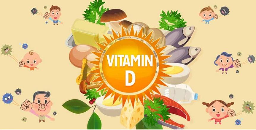 ۸ گروه از افراد بیشتر در معرض فقر ویتامین دی هستند!