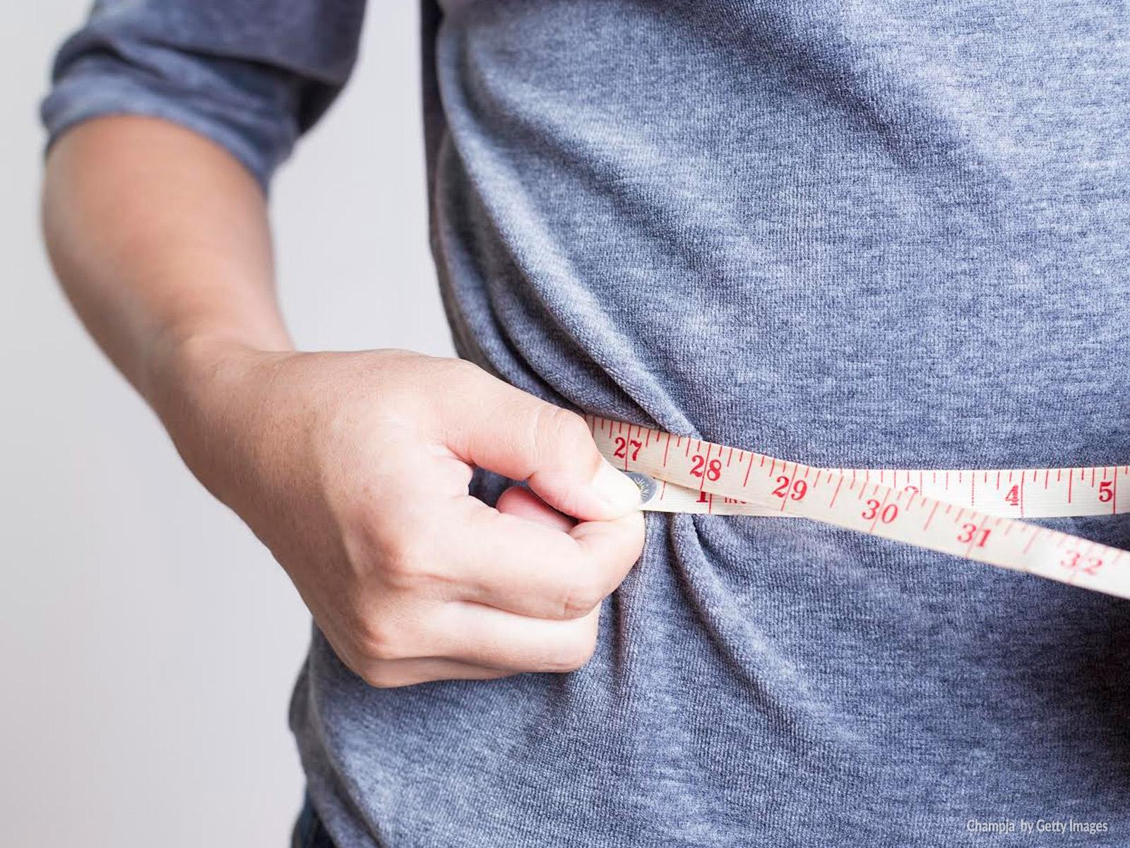 وزن ایدهآل برای من چقدر است؟