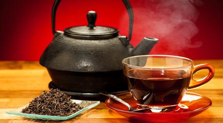 تفاله چای برای زیبایی!