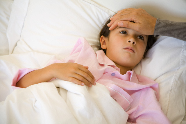 ارتباط باکتری های گلو واین عفونت در کودکان