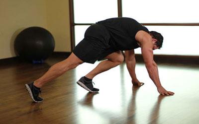 حرکات ورزشی ساده برای سوزاندن چربی شکم