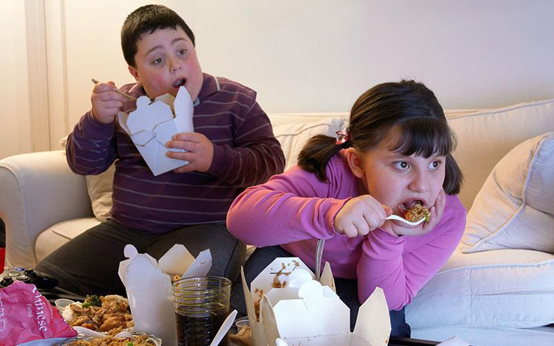چاقی در این گروه سنی در حال افزایش است!