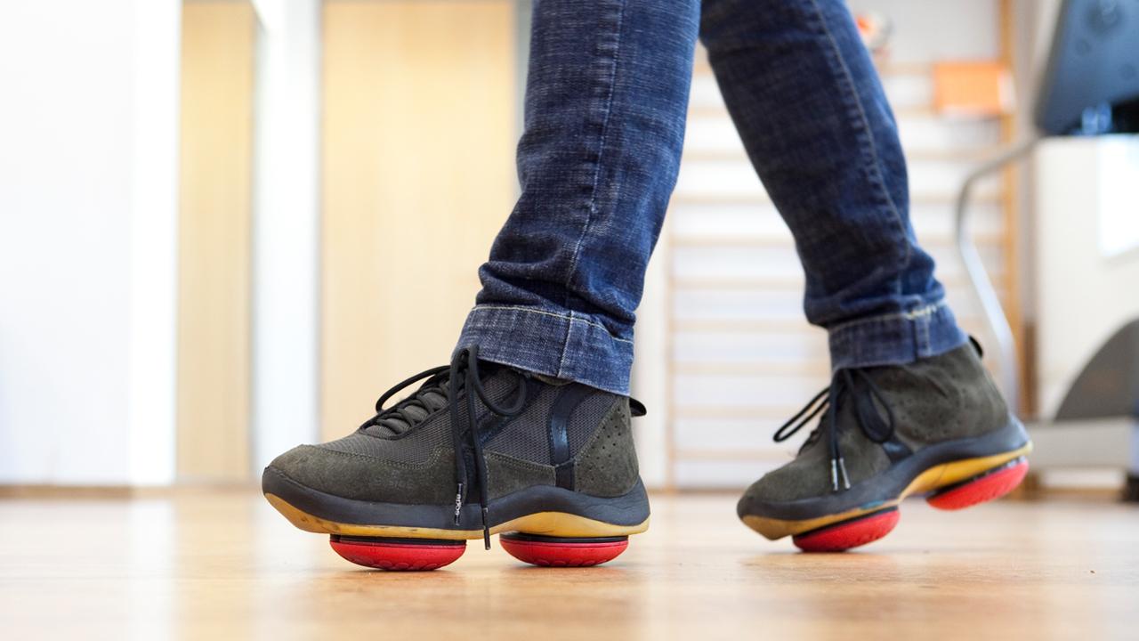 با این کفش  مثانه  پرکار را کنترل کنید