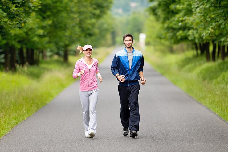 مردان ورزشکار زودتر از زنان خسته میشوند؟