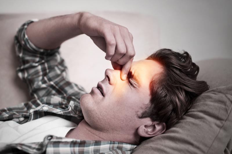 نشانه های عفونت سینوسی را بشناسید