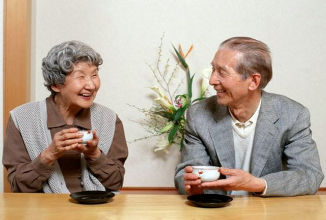 رازهایی که باعث طول عمر ژاپنی ها می شود