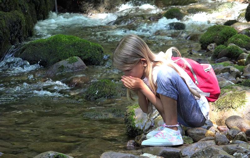 مصرف «آب چشمه» برای دفع سنگ کلیه، مبنای علمی ندارد