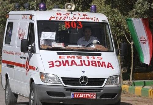 11کشته و29 مصدوم در سقوط اتوبوس به دره جاجرود