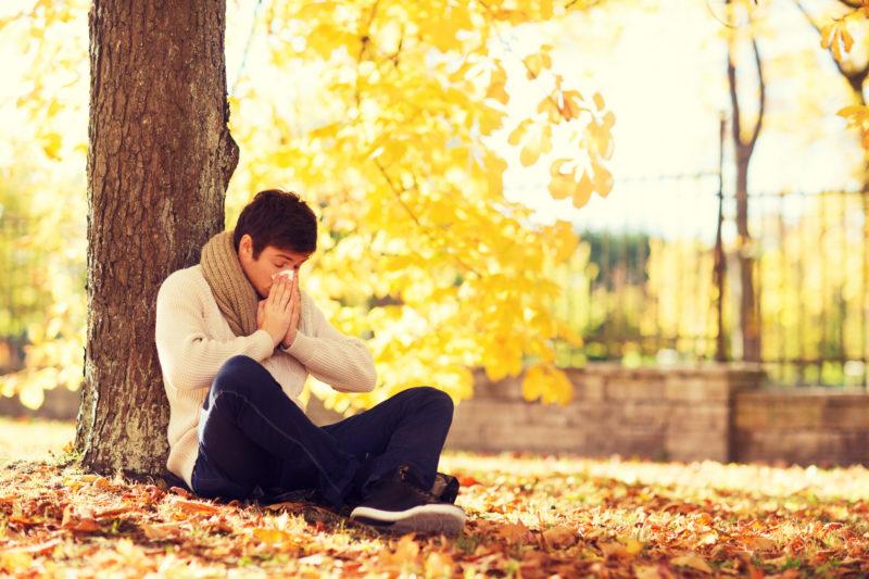 با آلرژی  پاییزی چگونه مبارزه کنیم؟