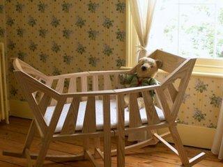 نکته هایی در مورد گهواره کودک