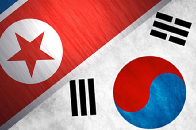 تفاوت عجیب کره شمالی و جنوبی در شب! (+عکس)