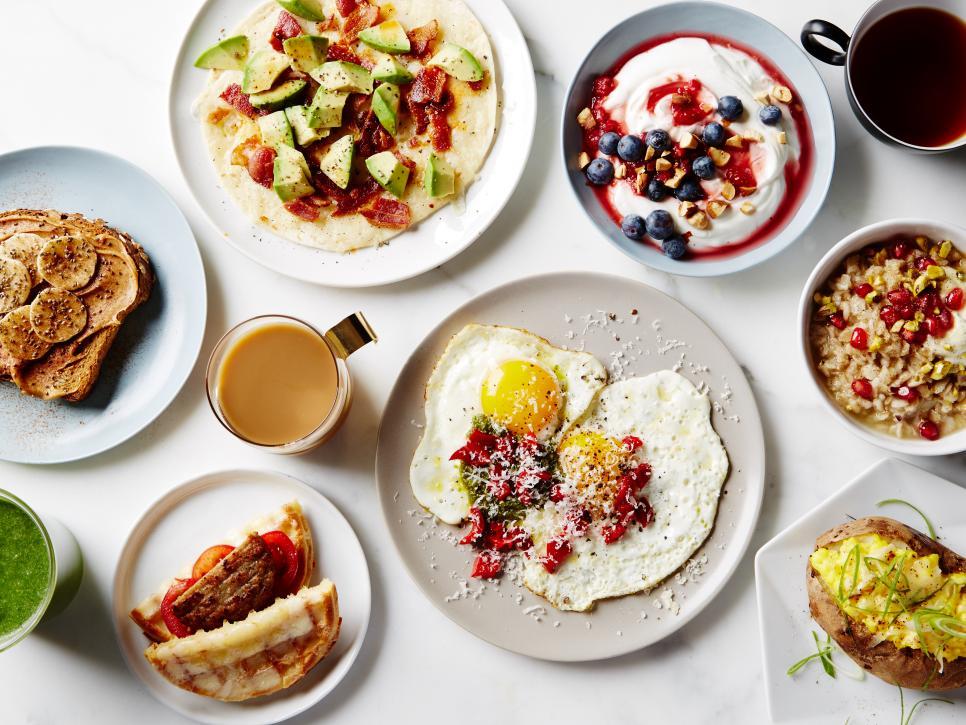 عادات سالم صبحانهای