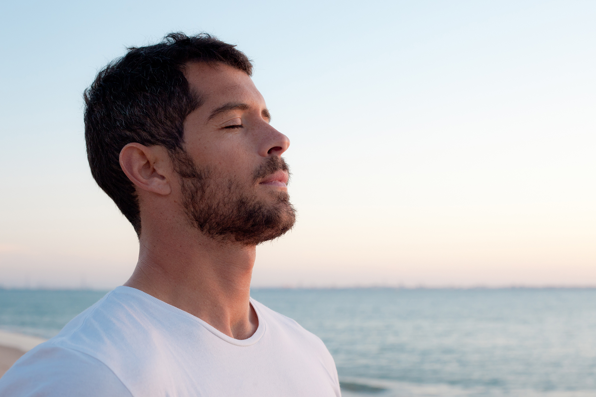 درمان افسردگی با تنفس عمیق