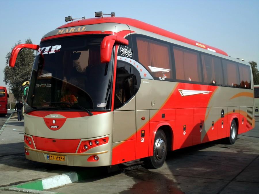 خطری که سرنشینان اتوبوسها را تهدید میکند