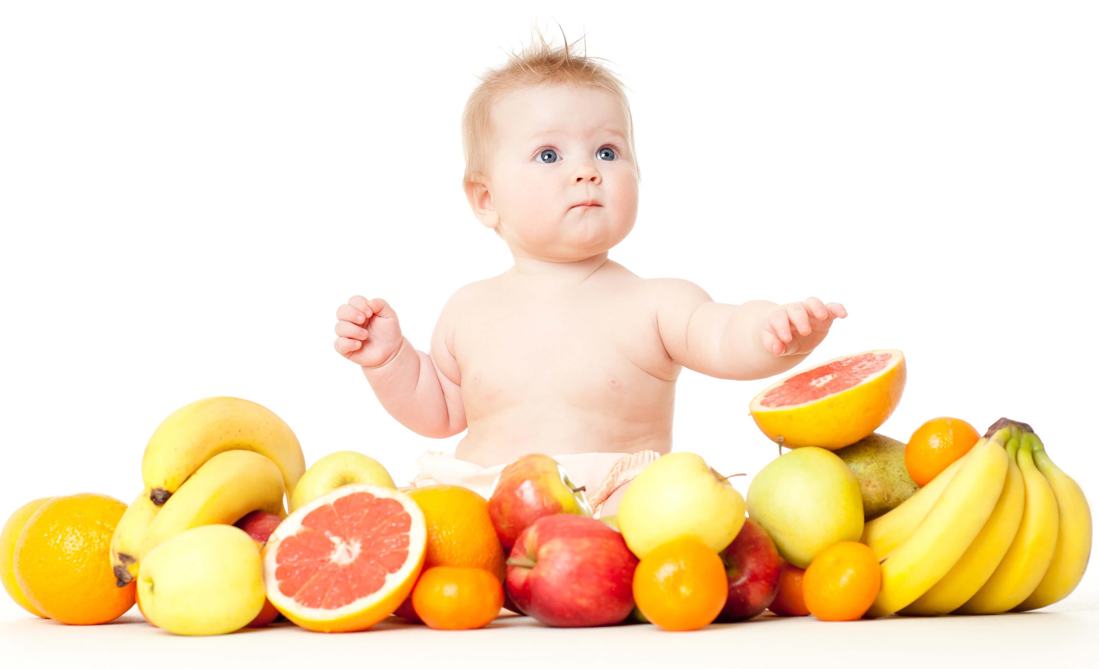 اندازه معده نوزادان و حجم غذایی که لازم دارند +اینفوگرافیک