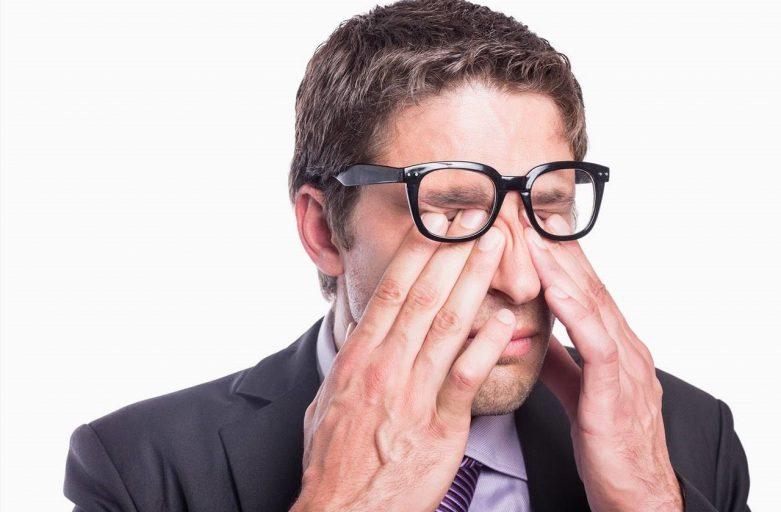 25 درصد این افراد دچار اختلال بینایی می شوند!