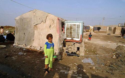 خط «فقر خشن» کجاست؟