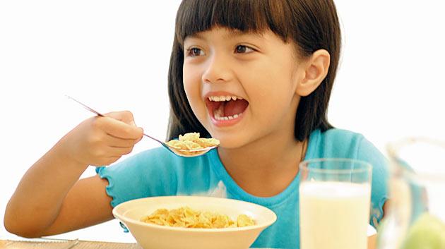دانش آموزانی که صبحانه نمیخورند