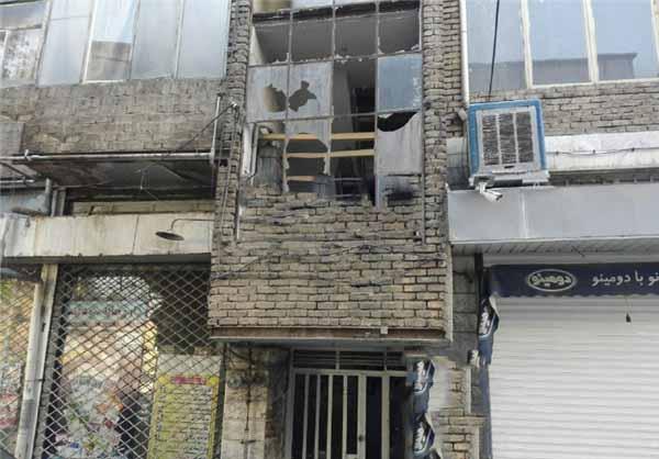 یک مطب عجیب و غریب در قلب پایتخت! + تصاویر