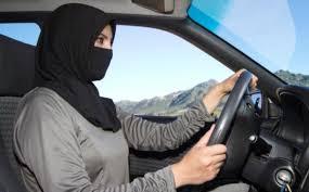 خبر فوری: رانندگی زنان در عربستان آزاد شد+عکس
