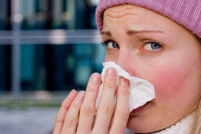 10 روش ساده برای درمان سرماخوردگی