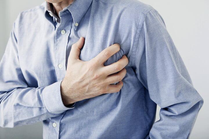بیماریهای قلبی را خاک کنید