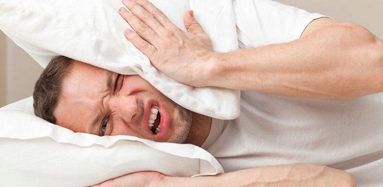 با عصبانیت به رختخواب نروید!