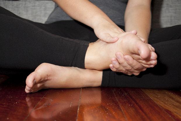 سلامت پا پس از 50 سالگی