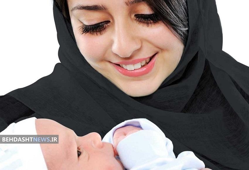 هورمونی که مادر را به فرزند علاقهمند میکند