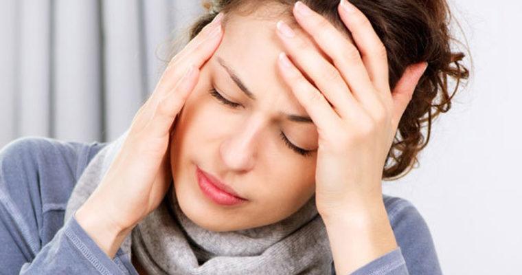 مهمترین دلایل ایجاد سردرد تنشی