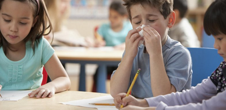 اهمیت واکسن سرماخوردگی برای دانشآموزان