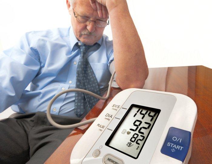 روشی که به کاهش فشار خون مردان کمک می کند