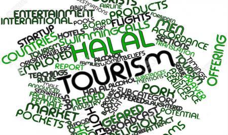 محور های مختلف گردشگری حلال با نظرات فقهی و شرعی