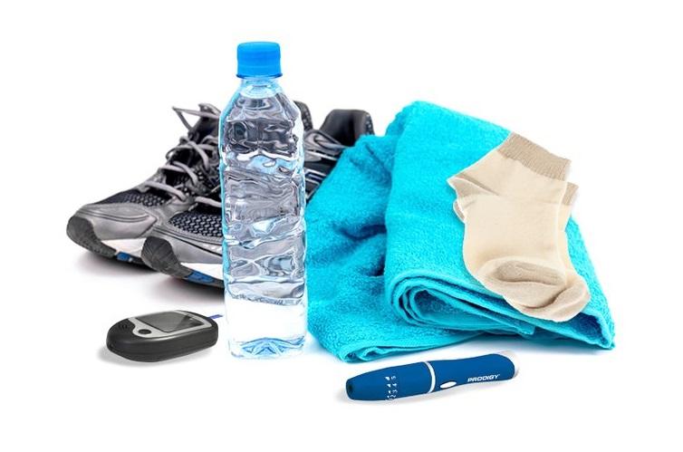نکات ورزشی که افراد مبتلا به دیابت نوع 2 باید رعایت کنند