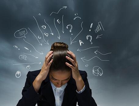 افکار منفی و مضر را به این روش ضربه فنی کنید