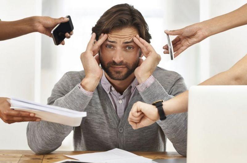اگر این نشانهها را دارید دچار استرس شغلی هستید