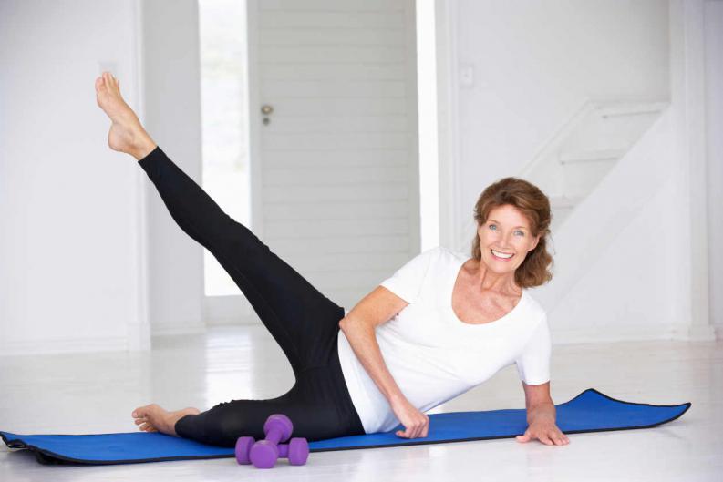 چرا تقویت عضلات کفِ لگن برای خانم ها بسیار مهم است؟