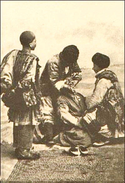 پزشکان دورهگرد در دوره قاجار! + عکس