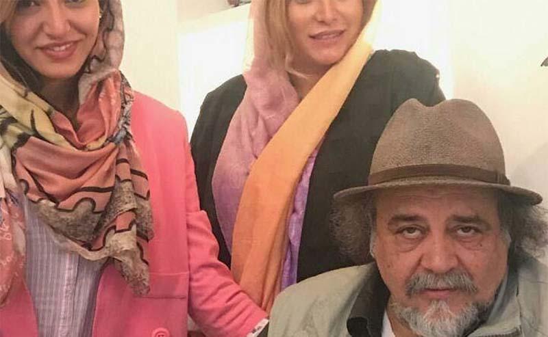 حضور محمدرضا شریفی نیا در رستوران فریبا نادری! + عکس