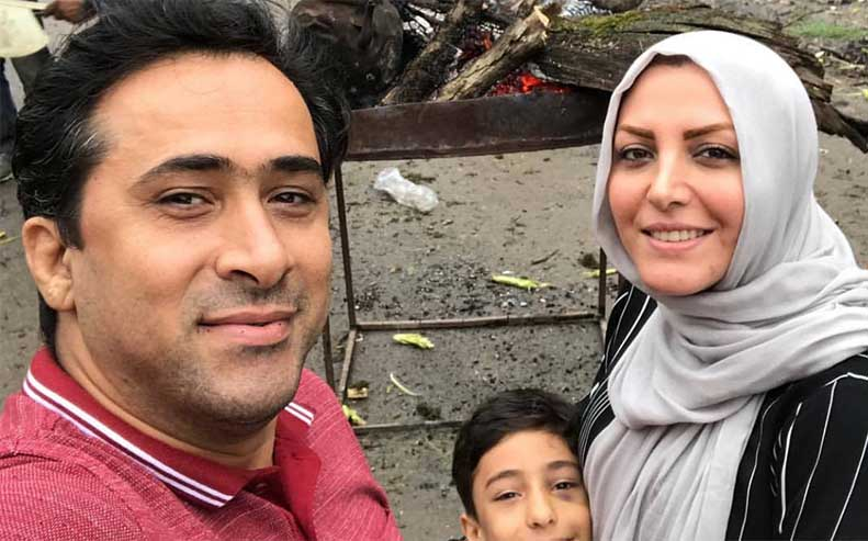 خوشگذرانی مجری معروف تلویزیون و همسرش در آخر هفته! + عکس