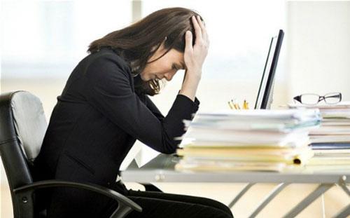 محیط های شغلی کشور گرفتار اضطراب و استرس هستند